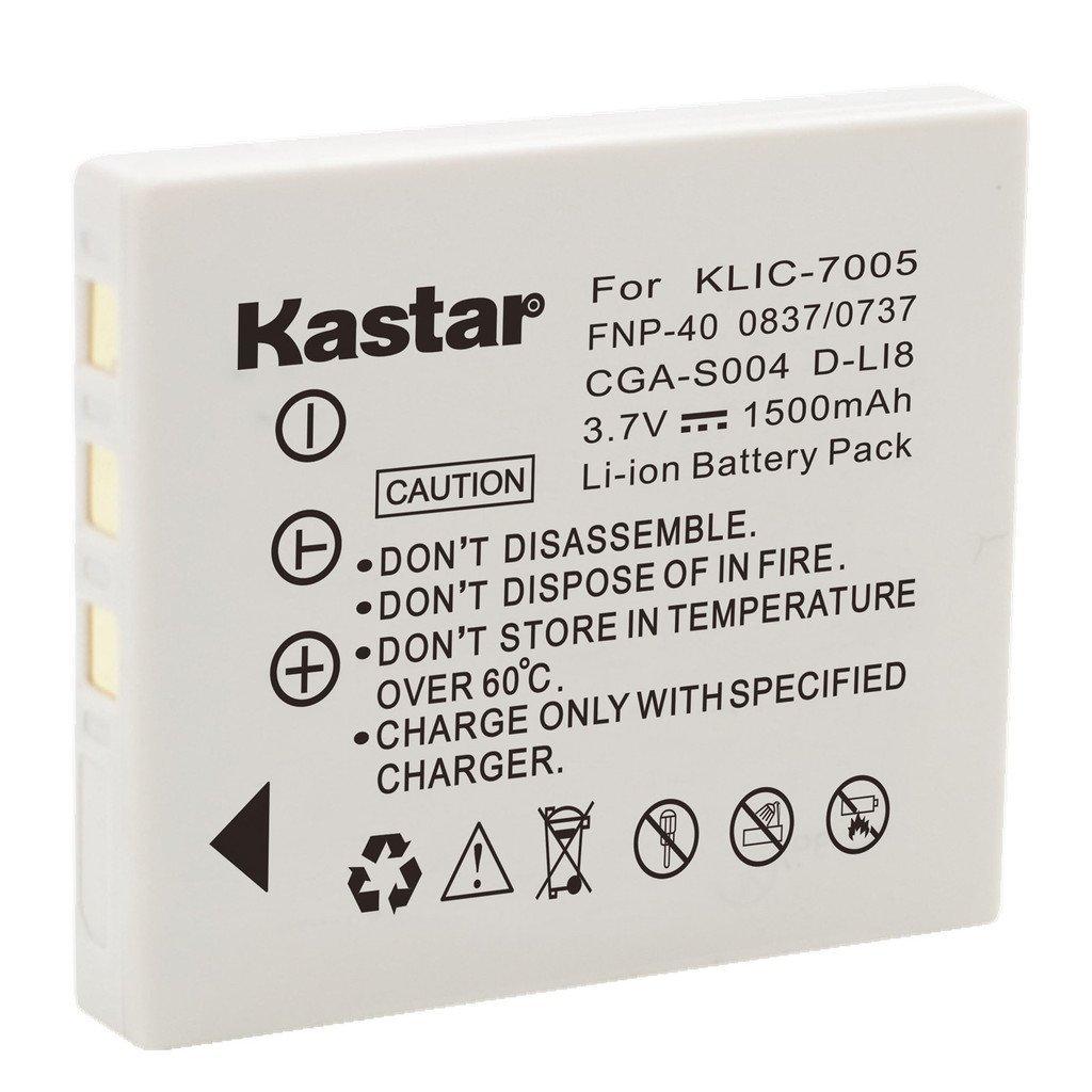 Amazon.com: Kastar Cargador USB, Batería para FNP-40 – 1 FNP ...