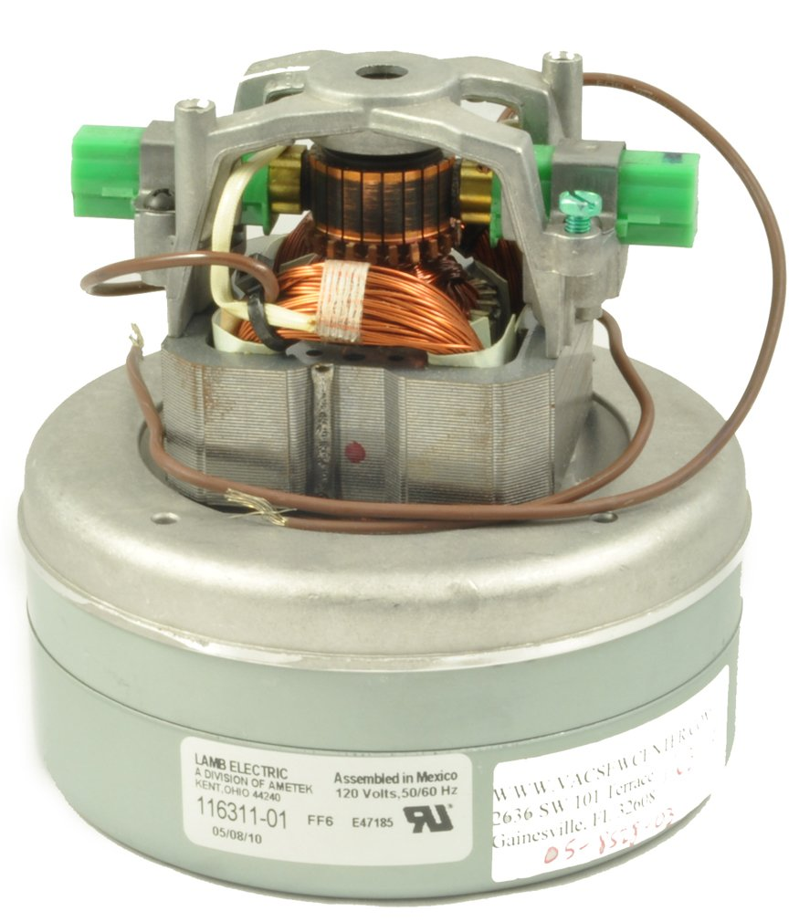 TriStar Canister Vacuum Cleaner Motor 2 Wire