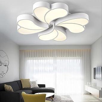 Deckenleuchten- Einfache moderne Art und Weise kreative LED-Eisen ...