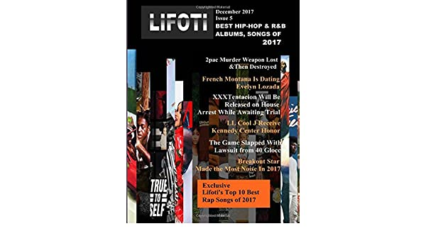 Lifoti Magazine: issue 5 (Top hip-hop r&b rap albums, songs