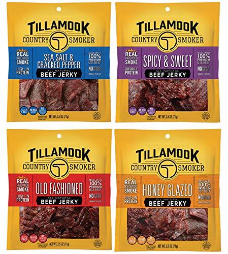 Tillamook Country All Natural Hardwood Smoked 2 5 Ounce product image