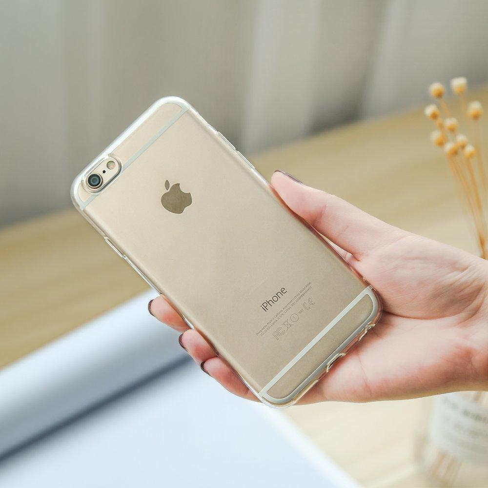 Hülle für iPhone 6s 6, TUCNIPUS Schutzhülle Case Silikon 4,7\