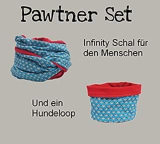 Pawtner Set - Mensch und Hund - Papierschiffchen