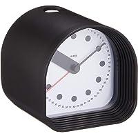 Alessi 02 B - Reloj despertador analógico (ABS)