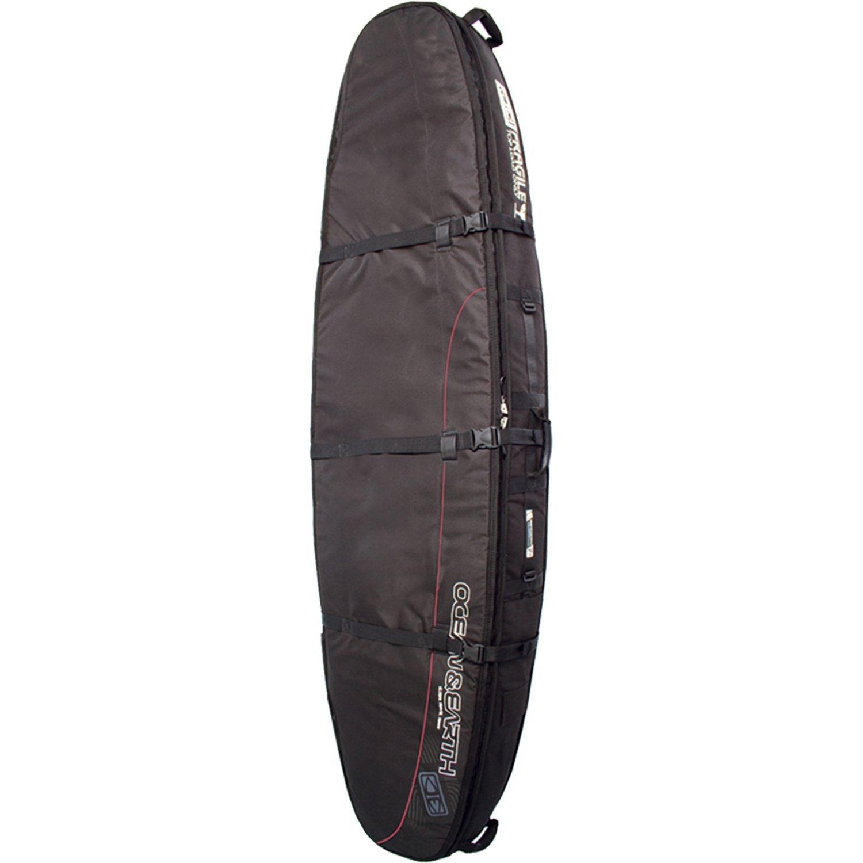 Ocean /& Earth O/&E Double Coffin Shortboard Cover 80 Black//Red//Gray Surfboard Bag Cover