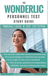 Amazon secrets of the wonderlic basic skills test study guide the wonderlic personnel test study guide fandeluxe Choice Image
