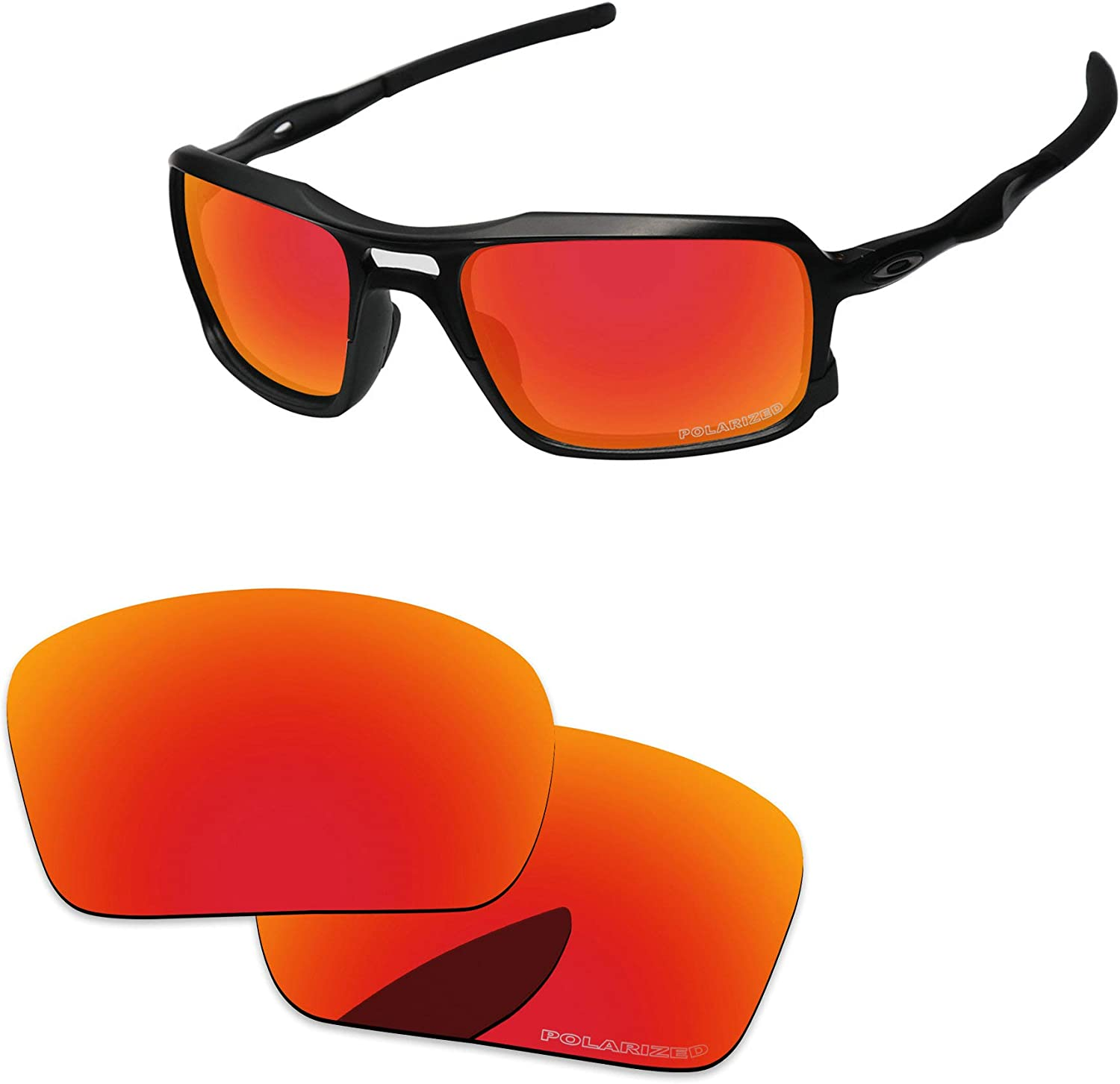 PapaViva Lenses Replacement for Oakley Triggerman OO9266