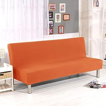 Amazon.com: FamyFirst - Funda para sofá y cama, elástica ...