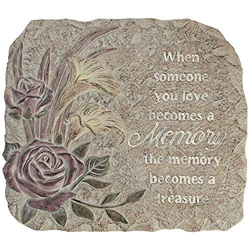 Carson, Silent Reflections Memory Stepping Stone