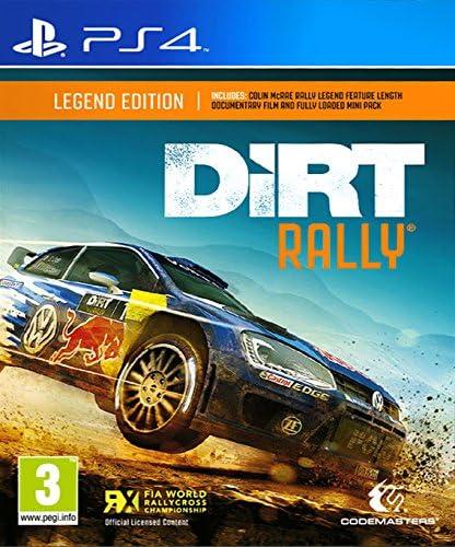 Dirt Rally - Legend Edition: Amazon.es: Videojuegos