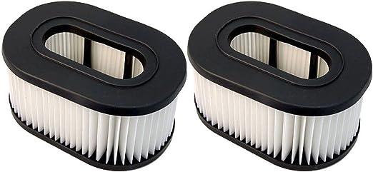 2-Pack HQRP Washable Hepa Filter for Hoover U5175950 U5176950 U5177900 U5178900