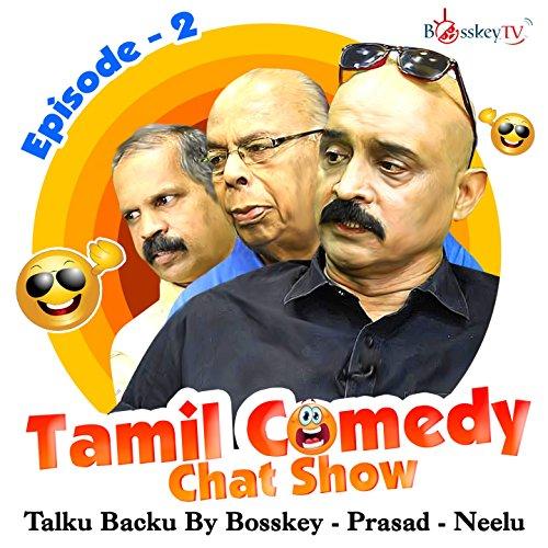 Talku Backu, Episode 2 (Cinema) [Tamil Comedy Chat Show]