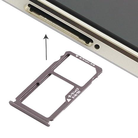 Amazon.com: Piezas de repuesto para Huawei Mate S Nano SIM ...