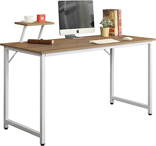 soges escritorios 100 x 50 cm mesa de ordenador compacto ...