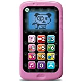 Leap Frog Chat and Count Mobile Phone - Violet