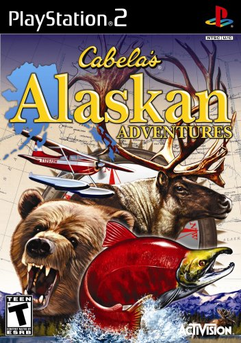 Cabelas Alaskan Adventures - PlayStation ()