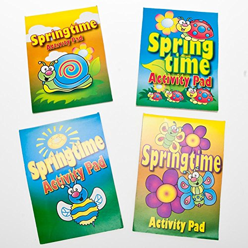 - Fun Express Springtime Activity Pads