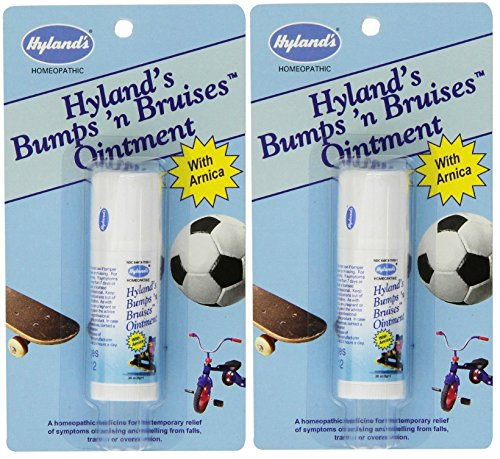 Hylands Bruises Ointment Arnica 0 26 Ounce