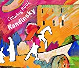 Coloring Book Kandinsky (Prestel Colouring Books)