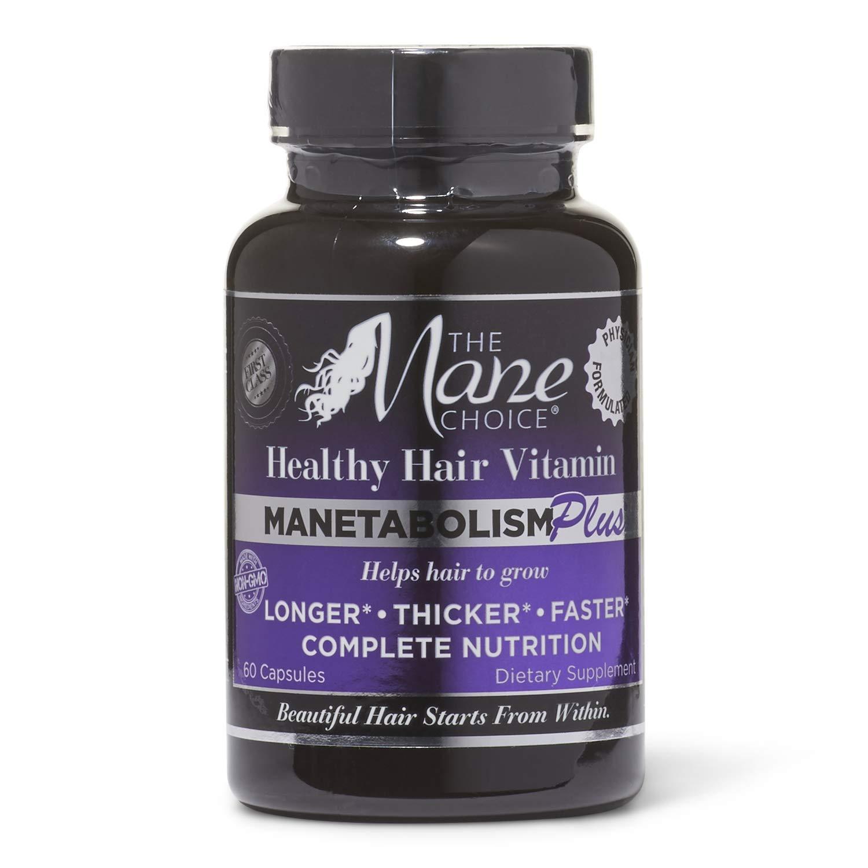 The Mane Choice Healthy Hair Growth & Retention Vitamins