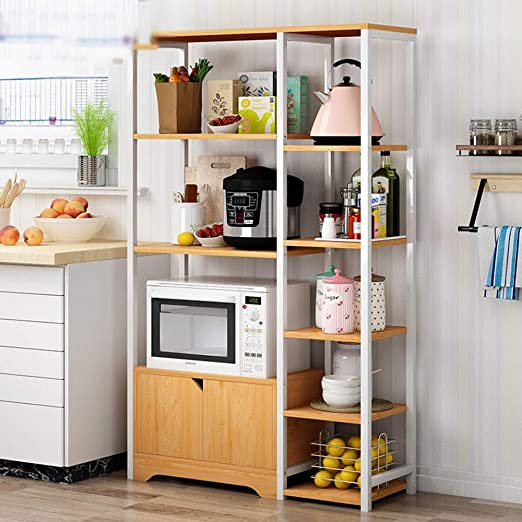 Almacenamiento de cocina Bastidores Utilidad de almacenamiento de ...