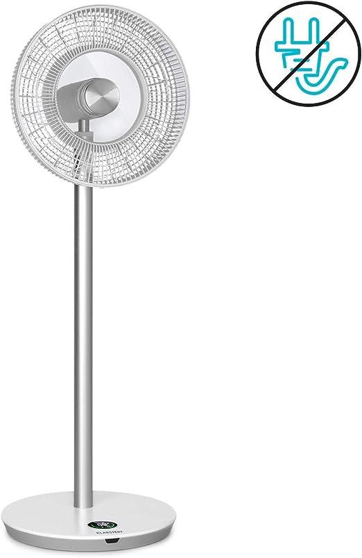 KLARSTEIN Whisperwind - Ventilador Vertical, Batería de Iones de ...