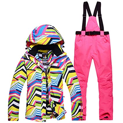 : Teslaluv Ski Jacket Women Snow Gear