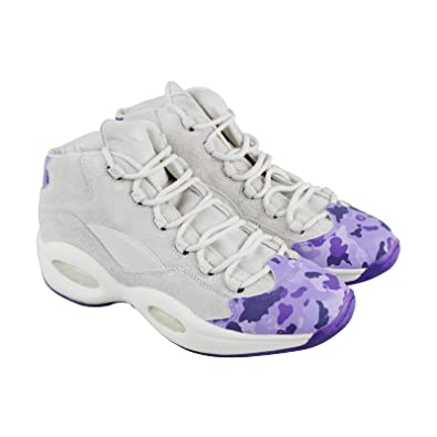7cbf782f176 Amazon.com  Reebok Question Mid x Cam Ron  Shoes