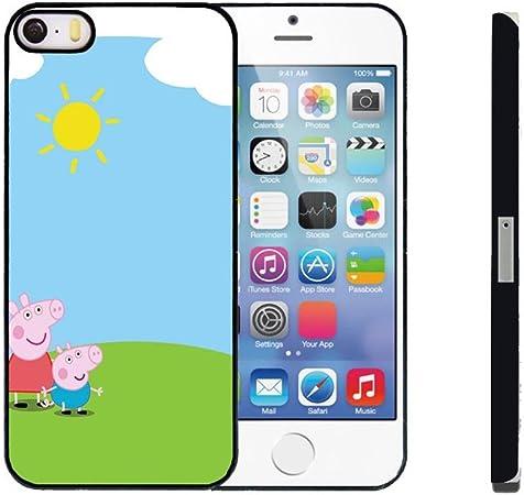 Cover iPhone 5 5s SE Peppa Pig, Tumblr Frasi iPhone 5 Custodia ...