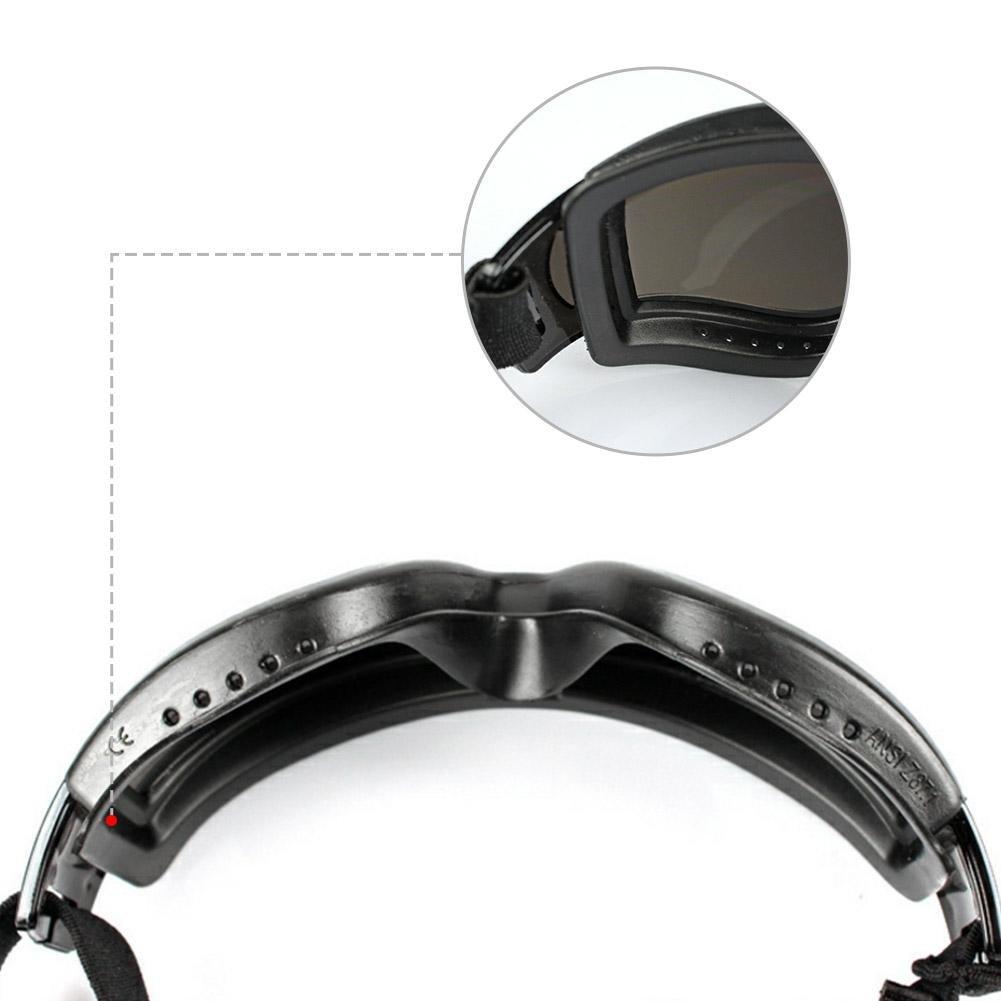 0af32c7f7a9e55 Pretty-jin Lunettes de chien Coloré Par Glasses Chien Fournitures Goggle  Lunettes De Chien Anti