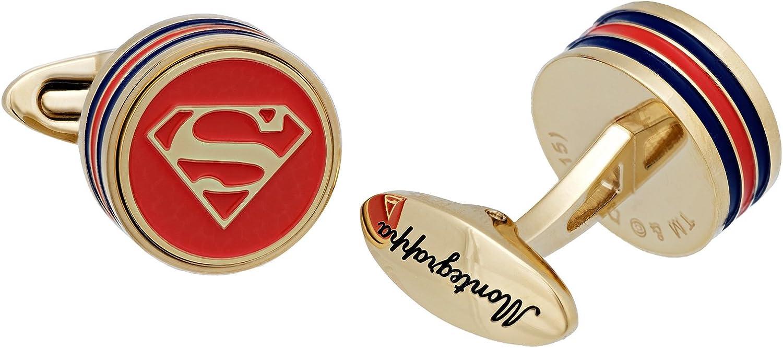 Superman Montegrappa DC Comics Cufflinks