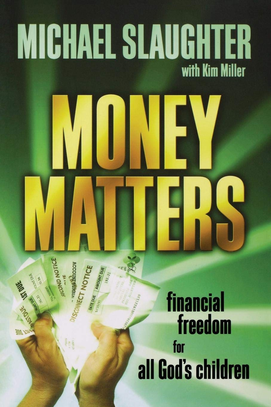 Money Matters Participant's Guide: Financial Freedom for All God's Children PDF