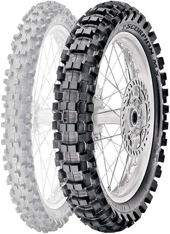 Pirelli 80//100/-12/TL 50/m Scorpion MX EXTRA J NHS R