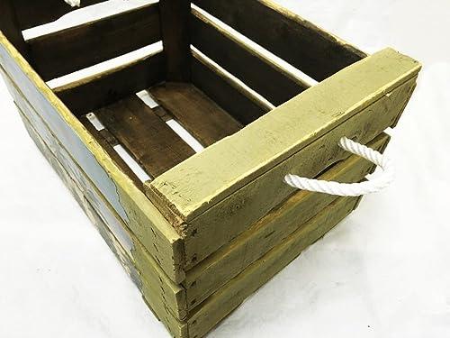 Regala una caja antigua de madera: MOD_Paradise: Amazon.es ...