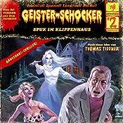 Spuk im Klippenhaus (Geister-Schocker 2) | Thomas Tippner