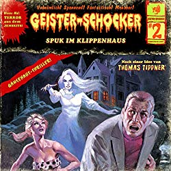 Spuk im Klippenhaus (Geister-Schocker 2)