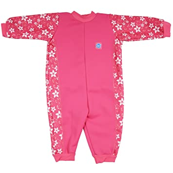 26079709c347f Amazon.com: Splash About Warm in One Baby Wetsuit (Medium (3-6 ...