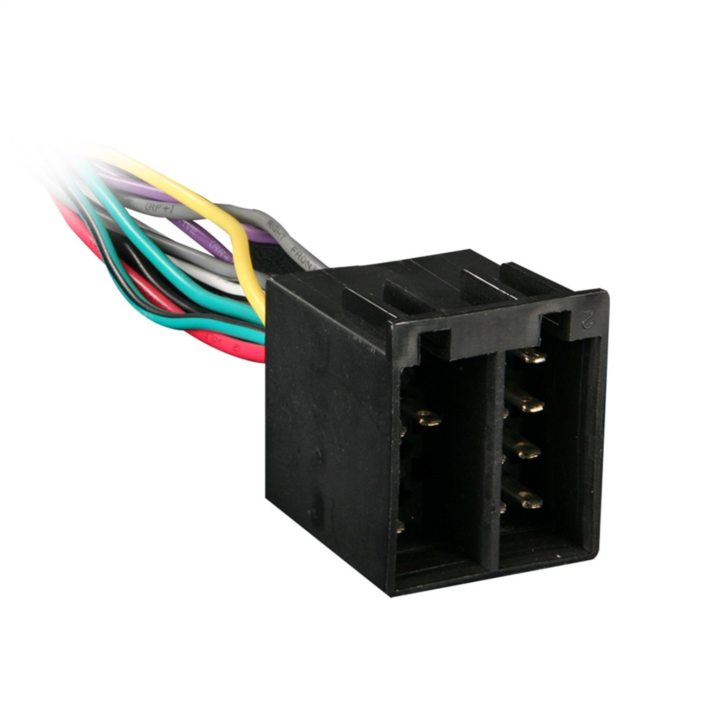 Amazon.com: Metra 70-1783 Radio Wiring Harness for Smart Car: Car  Electronics