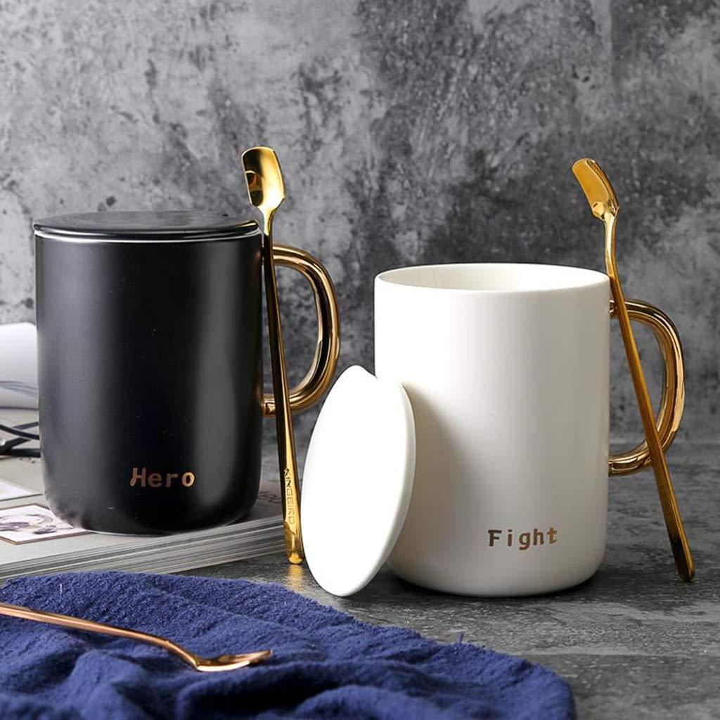 CSQ Coffee Cup Four Sets of Tea Sets, Simple Teapot Mug Ceramics Hospitality Tea Set Tea Set Capacity: 1000ml Afternoon Tea (Color : #4) by Tea set-CSQ (Image #4)