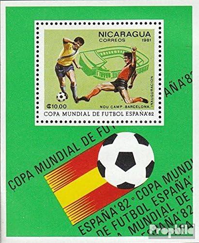 Prophila Collection Nicaragua Michel.-No..: Bloque 138 (Completa ...