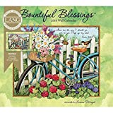 Bountiful Blessings Special Edition 2019 Wall Calendar, Susan Winget by Wells St