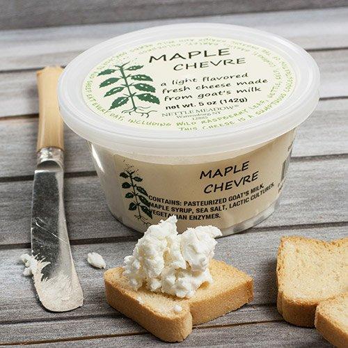 Maple Chevre by Nettle Meadow (5 ounce)