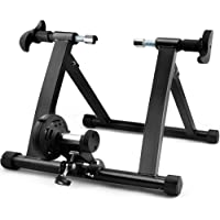 Yaheetech Premium Steel Bike Bicycle Indoor Exercise Bike Trainer Stand