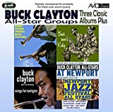 3 Classic Albums -Buck Clayton- Songs for Swingers & Buck Meets Ruby