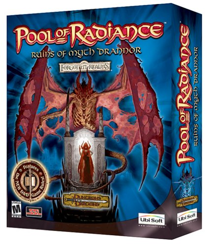 Price comparison product image Pool of Radiance: Ruins of Myth Drannor - PC