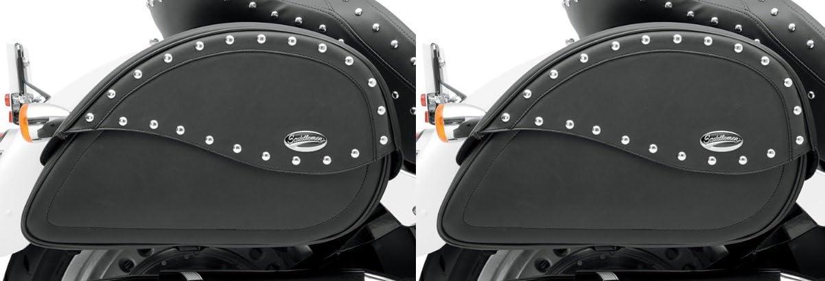 Saddlemen 5070P Rigid-Mount Universal Drifter Saddlebag