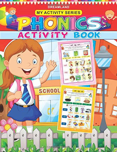My Activity- Phonics Activity Book