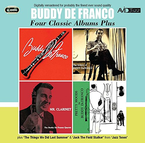 Buddy DeFranco - Flour Classic Albums Plus