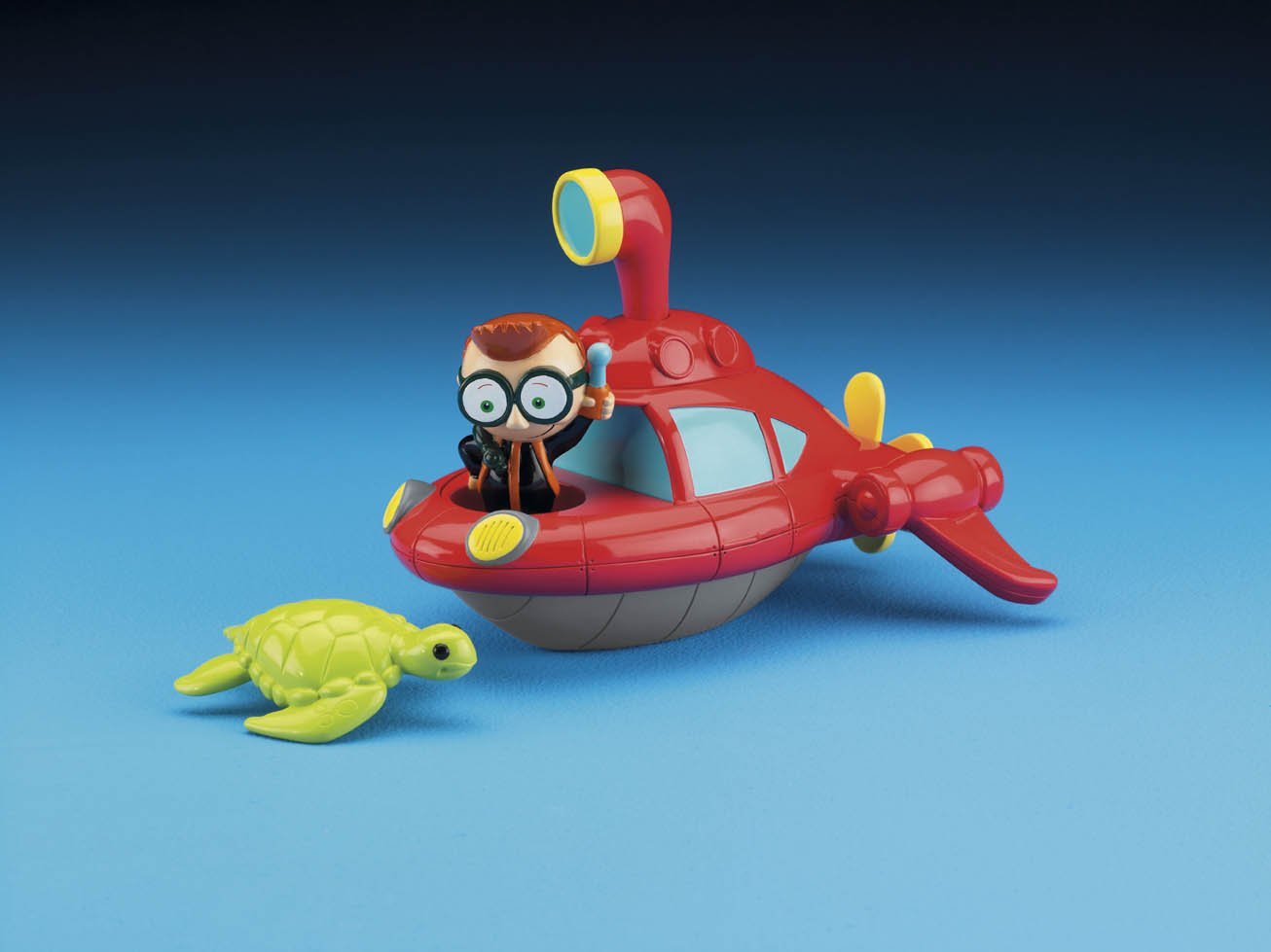 Fisher Price: Rocket's Tub Adventure