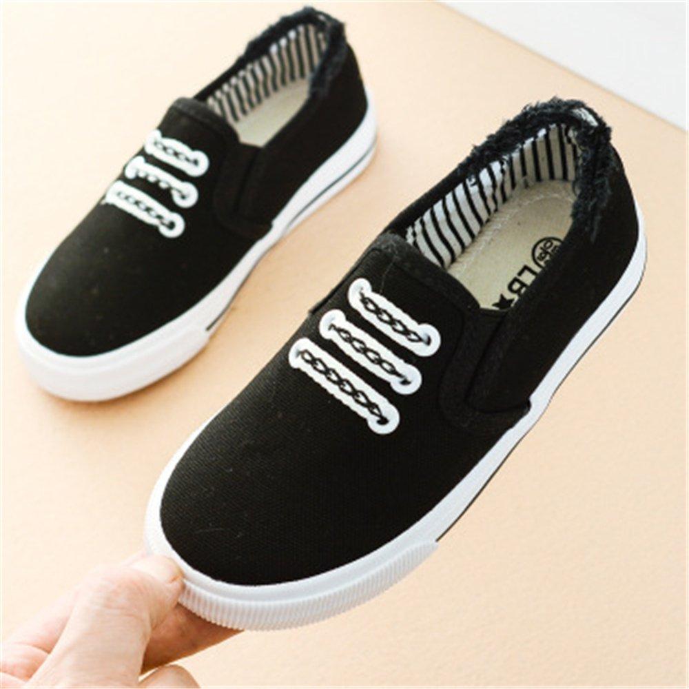 Girls Athletic Casual Fitness Slip-On Sneaker Athletic Walking Shoe
